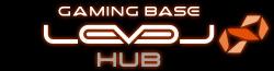 LEVEL∞HUB ロゴ