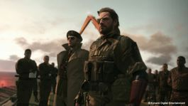 METAL GEAR SOLID V: The Phantom Pain スクリーンショット1