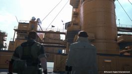 METAL GEAR SOLID V: The Phantom Pain スクリーンショット2