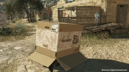 METAL GEAR SOLID V: The Phantom Pain スクリーンショット4