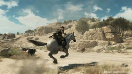 METAL GEAR SOLID V: The Phantom Pain スクリーンショット6
