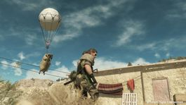 METAL GEAR SOLID V: The Phantom Pain スクリーンショット8