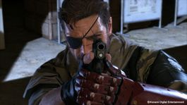 METAL GEAR SOLID V: The Phantom Pain スクリーンショット9