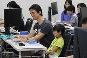 親子で作るパソコンで マイクラ & プログラミング イベント画像4