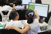 親子で作るパソコンで マイクラ & プログラミング イベント画像5
