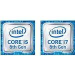 第8世代インテル®  Core™ プロセッサー搭載