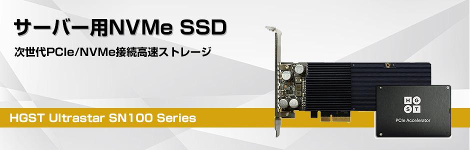 サーバー用NVMe SSD