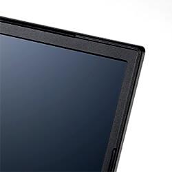 スリムベゼルデザインの15.6型液晶パネル