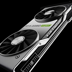 フルスペック化されたGeForce RTX 2080 SUPER