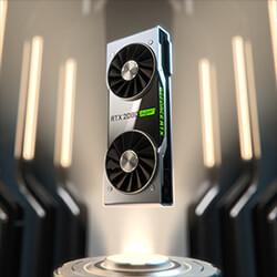 GeForce RTX 20シリーズに新たに追加されたGeForce RTX SUPER シリーズ