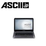 5万円台11.6型ノートPCは、8GBメモリー&SSDで予想以上に快適だった