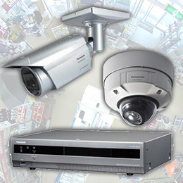 安全・安心!各種セキュリティカメラを販売中!