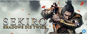 SEKIRO: SHADOWS DIE TWICE 推奨パソコン