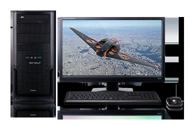 3D CAD編集・解析向けパソコン