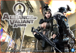 Alliance of Valiant Arms 推奨パソコン
