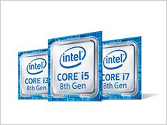 第8世代インテル® Core™ プロセッサー・ファミリー