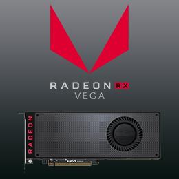 『Radeon RX Vega 64』単品パーツのご予約受付中!