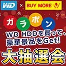 12月9日(土)よりパソコン工房秋葉原BUY MORE店にてガラポン大抽選会を開催!
