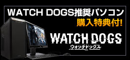 WATCH DOGS �����p�\�R��