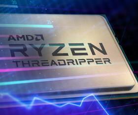 第3世代AMD Ryzen Threadripper に最上位モデルが登場