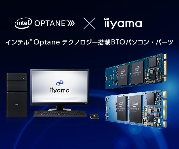 インテル® Optane™ テクノロジー