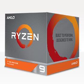 最上位モデルにRyzen 9 が追加