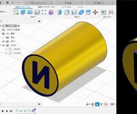 3Dモデリング初心者向け:Fusion360の押し出しで3Dオブジェクトを作る