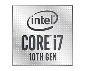 第10世代 インテル Core i7-10750Hプロセッサー搭載