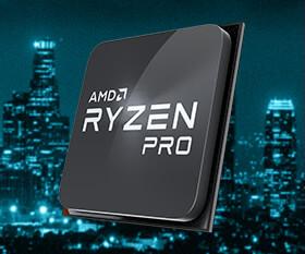 AMD Ryzen™ PROプロセッサー「Ryzen 3 PRO 3200GE」登場