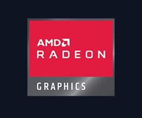 強力なRadeon™ Graphicsを内蔵