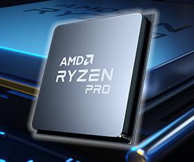 AMD Ryzen Pro 4000シリーズ・プロセッサー with Radeon グラフィックス登場
