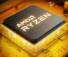 AMD 500 シリーズチップセットとPCI Express Gen4をサポート