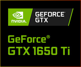 GeForce GTX 1650Ti