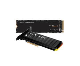 D Black NVMe SSD