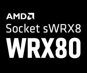AMD WRX80チップセット