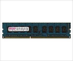 最大容量2TBの広大なメモリ空間とECCに対応