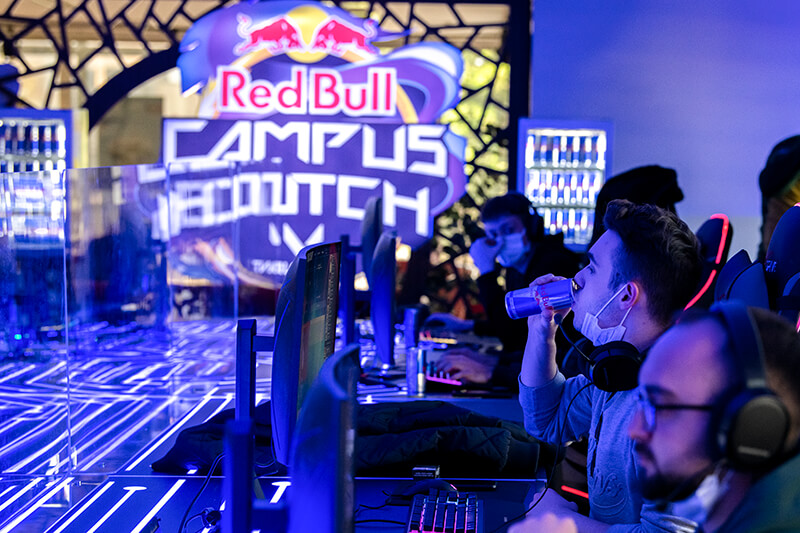 Red Bull Campus Clutch 大会風景01