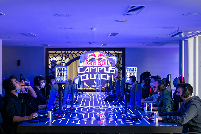 Red Bull Campus Clutch 大会風景02