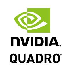 NVIDIA Quadro ロゴ