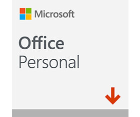 Office Personal 2019 日本語版 (ダウンロード)