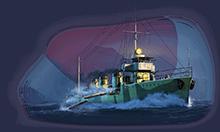 プレミアム日本駆逐艦 橘