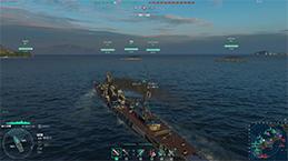 World of Warships スクリーンショット5