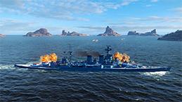 World of Warships スクリーンショット6