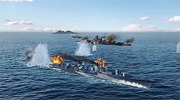 World of Warships スクリーンショット7
