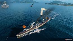 World of Warships スクリーンショット8