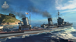 World of Warships スクリーンショット9