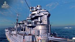 World of Warships スクリーンショット12