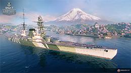 World of Warships スクリーンショット13