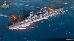 World of Warships スクリーンショット16