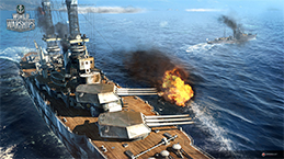 World of Warships スクリーンショット17